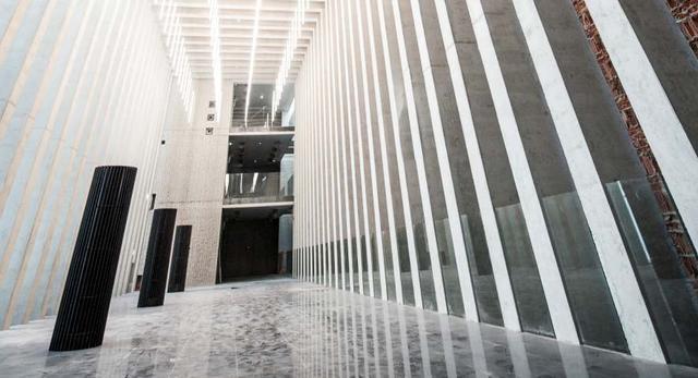 Nowa inwestycja w Lublinie niemal gotowa; Centrum Spotkania Kultur, listopad 2015