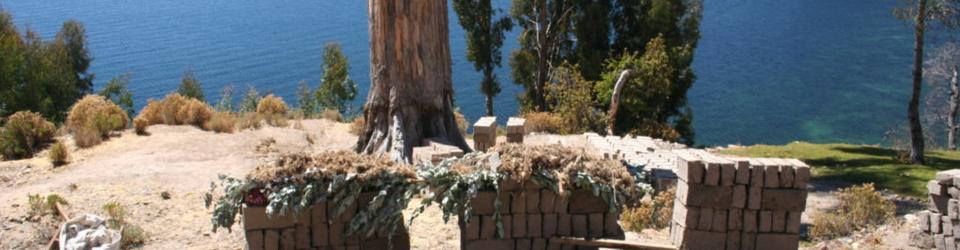 Produkcja cegieł suszonych w Boliwii